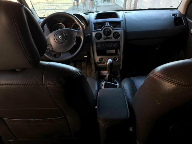 Megane Sedan 07/08 Troco por carro automático - Foto 13