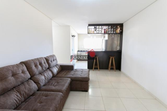 8287 | apartamento à venda com 2 quartos em bonsucesso, guarapuava - Foto 3