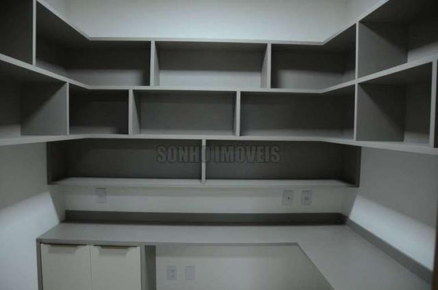 Alugo apartamento no hemispher 360° 4/4 com armários - Foto 11