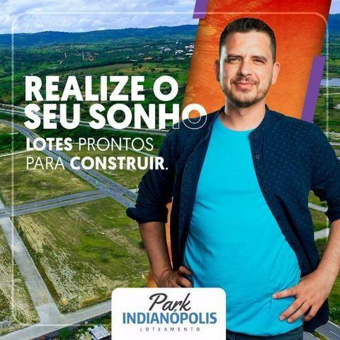 R$ 950 Terreno 12x30 pronto pra construir - Mensal de 950 reais no Indianopolis - Ligue Já - Foto 3