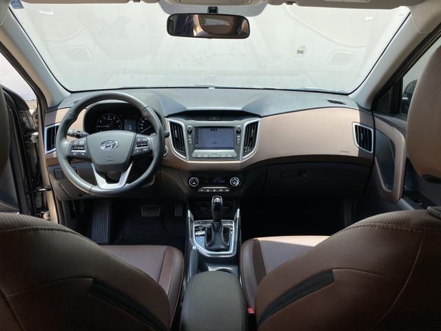 Hyundai Creta Prestige 2.0 apenas 7.500 Km - Foto 9