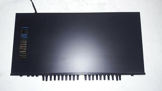 Equalizador Cygnus Model Ge400 (Black) - Foto 3