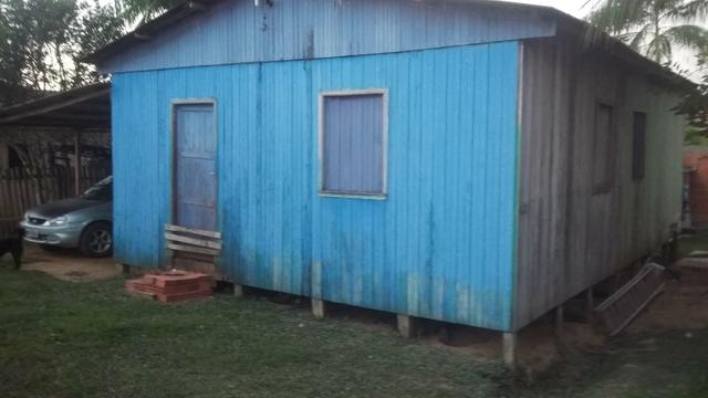 Vendo essa casa medindo 6x9 terreno medindo 15x25 - Foto 2