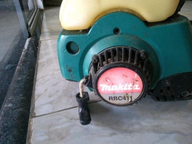 Vendo Roçadeira Makita com carburador de 160 - Foto 2