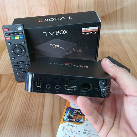 Tv box 3 gigas de ram 32 de rom(profissional) - Foto 2