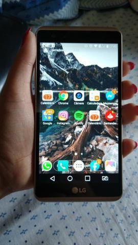 Smartphone LG X power barato