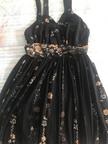 Vestido Zinzane nunca usado lindíssimo ótima marca em teresopolis - Foto 6