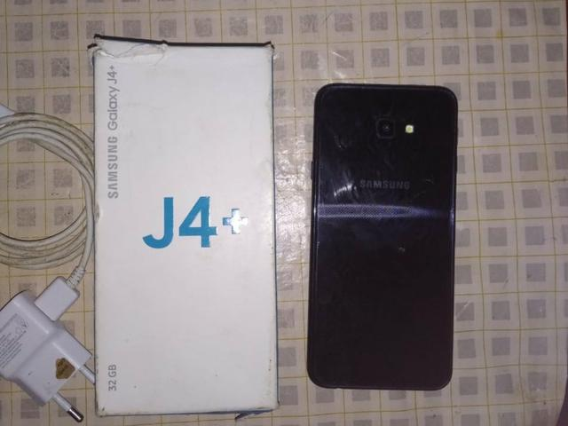 Samsung j4 plus 32gb +NOTA FISCAL +1 ANO DE GARANTIA - Foto 2