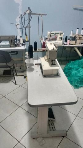 Máquina de Costura Galoneira Bracob Bc-4000-5 - Foto 6