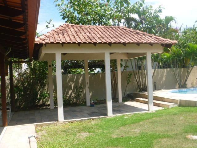 Itapuranga 3, Mansão piscina edicula churasqueira Ponta Negra - Foto 4