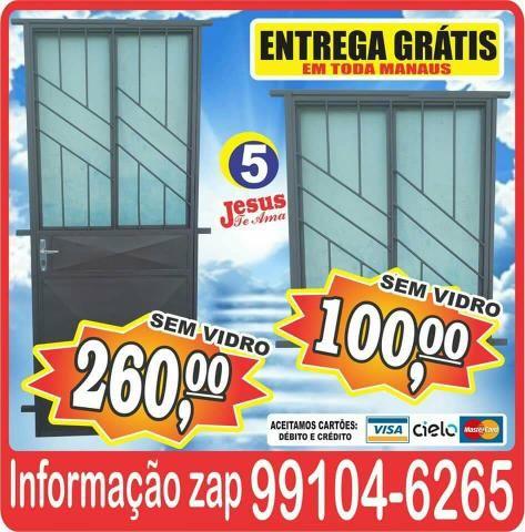 Fabricamos porta e janelas - Foto 3