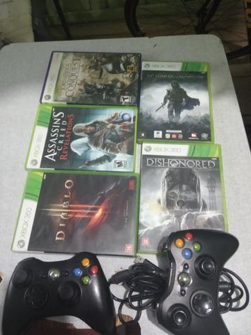 Xbox 360 pouco usado - Foto 3