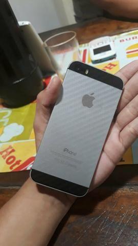 Iphone 5s 16gb bem concervado - Foto 3