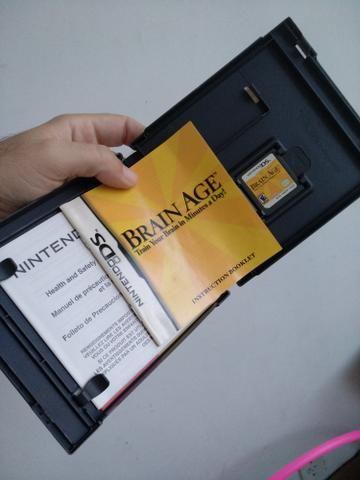 Nintendogs e Brain Age Nintendo DS NDS - Foto 2