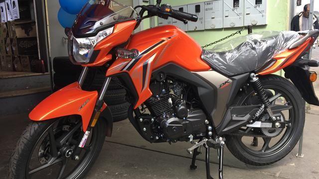 Suzuki/Haojue Dk150cbs completa