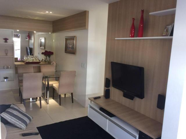 Apartamento 3 quartos com área externa - Foto 2