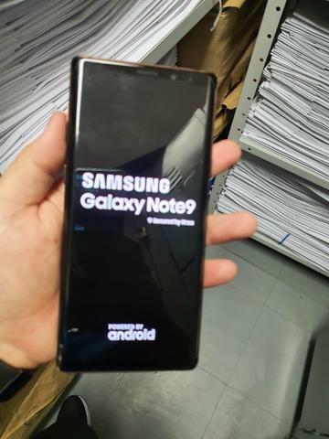 Note 9 512 GB completo