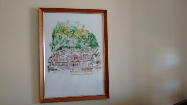Belo quadro para sala, quarto ou escriório - Foto 2