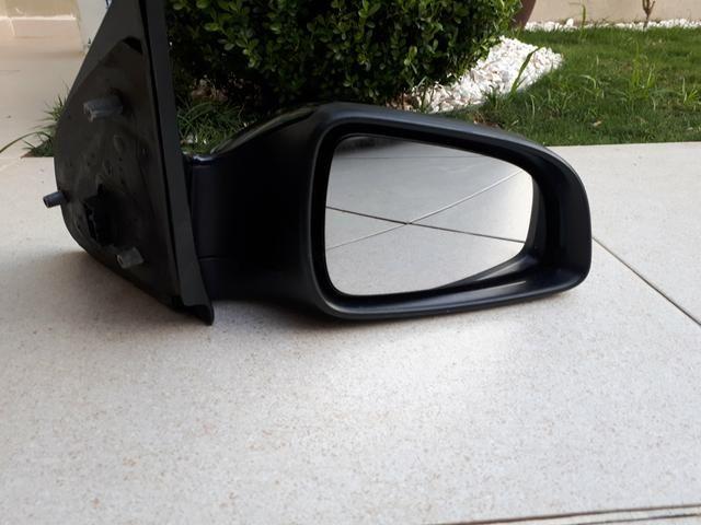 Espelho retrovisor vectra gt + antena shark