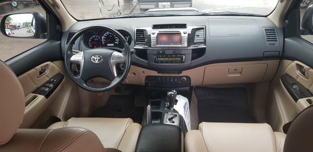 Toyota hilux SW4 SRV diesel 4x4 Automática 2014 - Foto 3