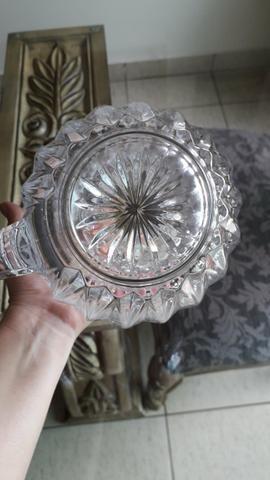 Jarra de cristal importada dos Estados Unidos - Foto 3