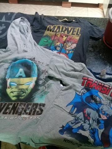 Lote camisetas - Foto 2