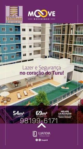 T- Apartamento Na Avenida Rei de França _ 2 e 3 Quartos _ Construção