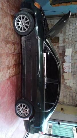 Honda Civic vendo ou troco por carro menor - Foto 3