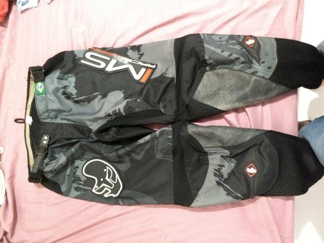 Calça motocross IMS + Camisa pro tork