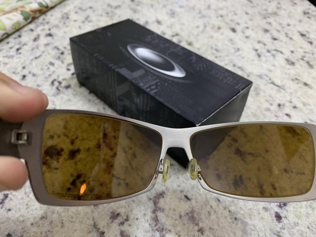 d44780380052a Oakley Spike Titanium - Bijouterias, relógios e acessórios - Vila ...