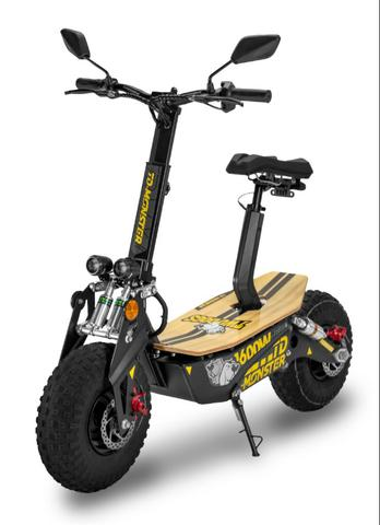 Scooter/Patinete Elétrico Monster 1600W 48V Two Dogs
