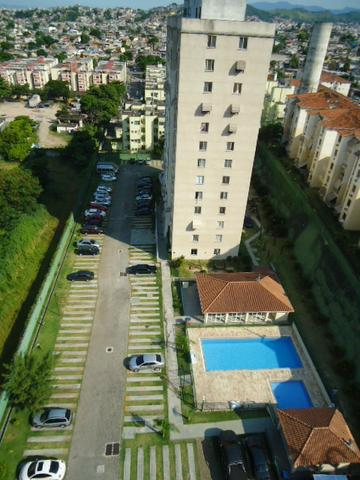 2 quartos no condomínio mais carioca R$750,00 +cond. +Taxas - Foto 4