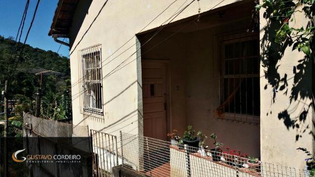 Casa com 3 dormitórios à venda, por R$ 195.000 Quarteirão Ingelhein - Petrópolis/RJ - Foto 2