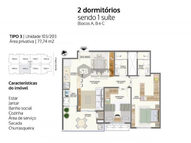 Residencial saint exupery - Foto 20