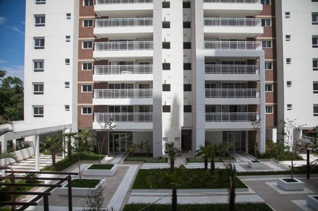 Apartamento portão, água verde, vila izabel, 3 suítes the square - Foto 3