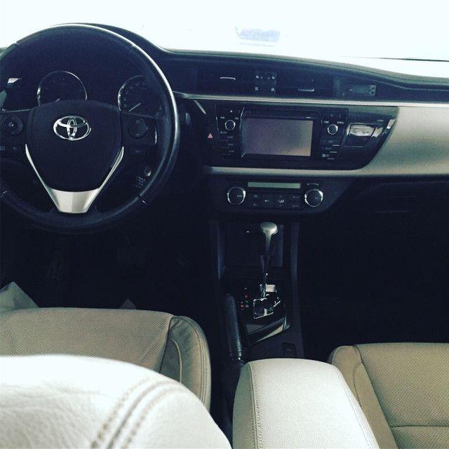Toyota Corolla XEi 2016 Aut - Foto 4