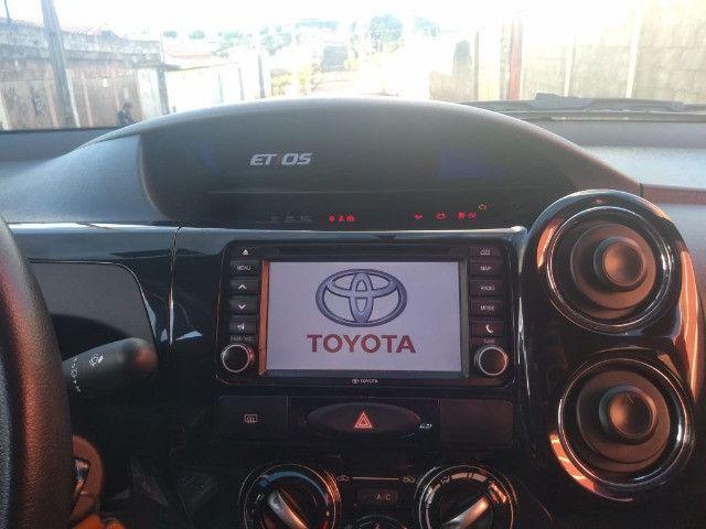 Toyota Etios platinum 1.5 - Foto 9
