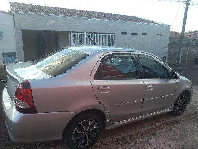 Toyota Etios platinum 1.5