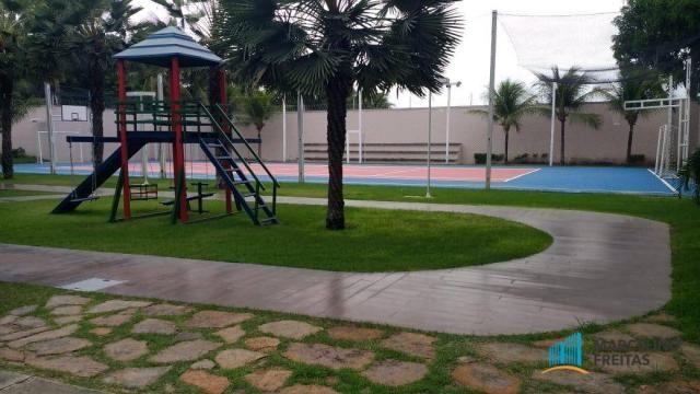 Casa com 3 dormitórios para alugar, 176 m² por R$ 2.509,00/mês - Precabura - Eusébio/CE - Foto 6