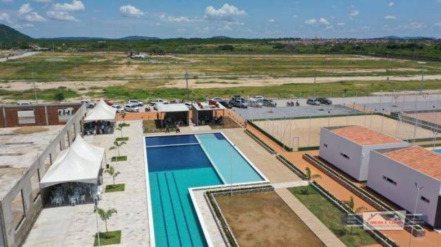 Terreno à venda, 324 m² por R$ 100.000 - Morada Do Sol - Patos/PB - Foto 19
