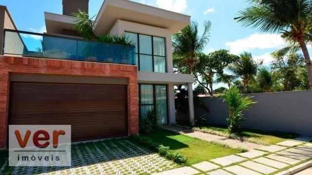 Casa à venda, 236 m² por R$ 985.000,00 - Eusébio - Fortaleza/CE - Foto 11