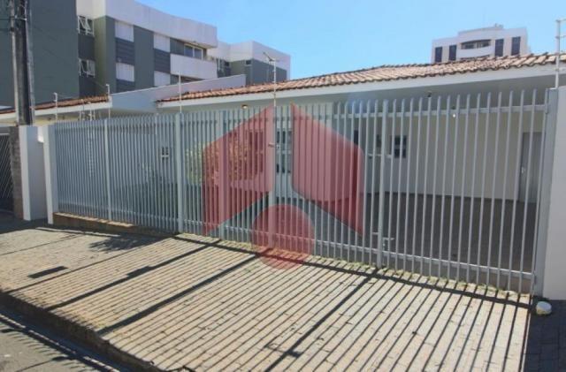 Casa à venda com 3 dormitórios em Fragata, Marilia cod:V2805