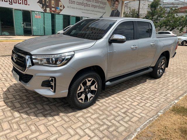 Toyota Hilux SRX 19/19 - Foto 3