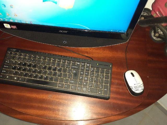 Computador + Patins 4rodas - Foto 6