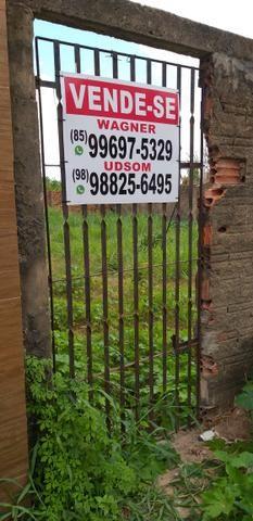 Vendo terreno na rua Rio corda px jardim da paz - Foto 2
