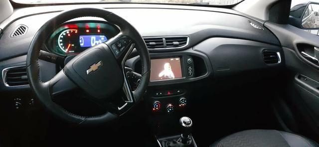 Vende-se Chevrolet Onix LTZ 1.4 semi novo modelo 2018 - Foto 4