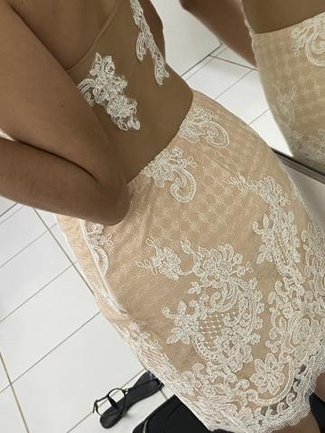 Vestido de renda - Foto 3