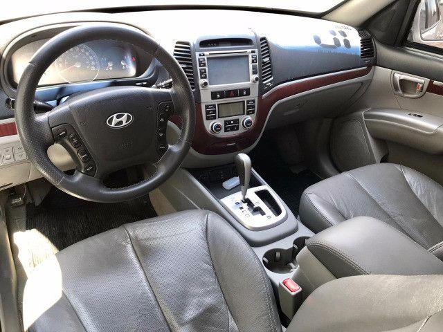 Hyundai Santa Fé Blindada ( Blindagem Centigon Nivel 3A ) - Foto 10