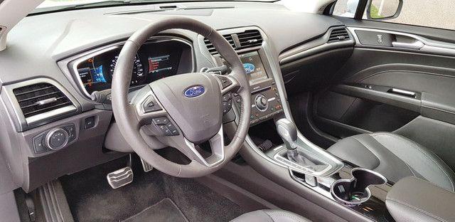 Ford Fusion Titanium 2016 +Teto Solar - Foto 9