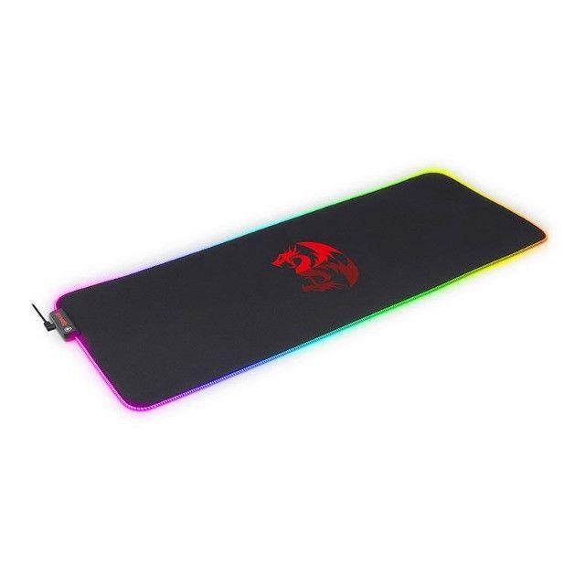 Mousepad Gamer Redragon Neptune RGB - Foto 2